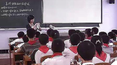 初中生物优质课授课教学实录及说课视频(北师大版)