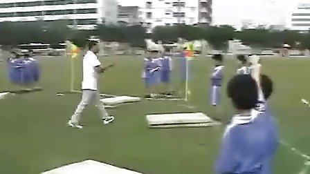 小学体育优质课示范课堂实录