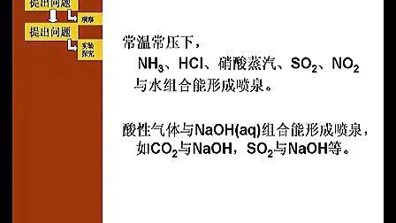 刘亚婷 《氨》 2年全国高中化学优质课观摩评比
