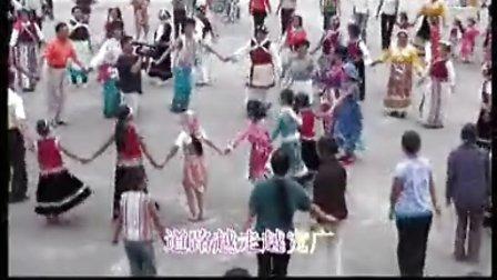怒江/欢乐的锅庄跳起来...
