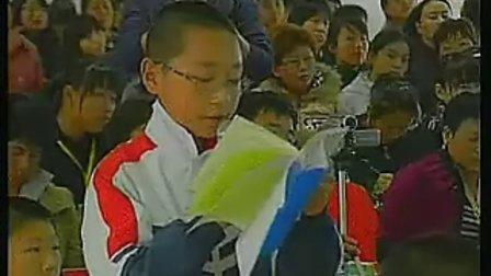 [同步课堂]初中物理《通电导体在磁场中受到力的作用》说课视频,第八届全国中小学实验教学说课活动现场展示实录