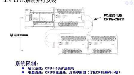 欧姆龙plc--cp1e 介绍全集