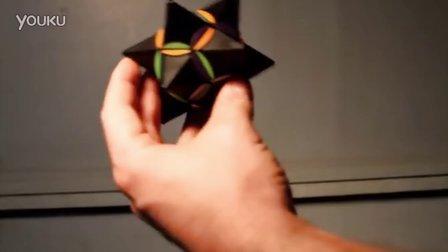 Bronto Star Twisty Puzzle - Alexander's Star Mod