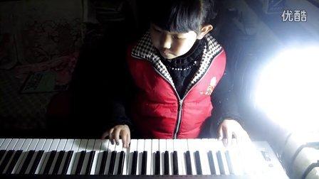 儿童电子琴大教本下 小红帽