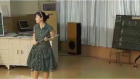 小学六年级音乐优质课观摩视频实录《DoReMi》练老师_视频课堂实录