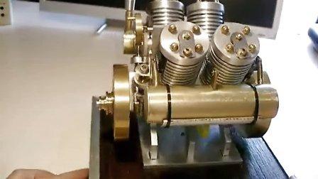 斯特林 v4 发动机