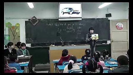 外研版(一起)第三册Module 8《Unit1 How do you go to school?》