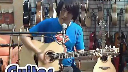 教学初级吉他左轮-《人人弹吉他》视频初视频制作教程手绘图片