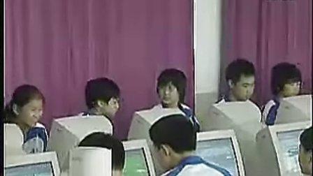 七年级信息技术优质课视频《网站的制作与发布》视频课堂实录