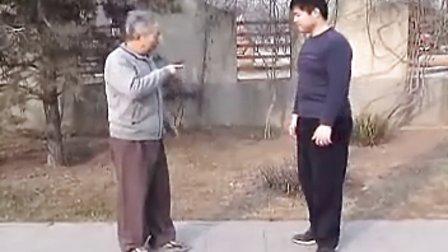 """0001-张氏短打拳的""""入身"""""""