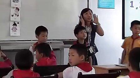 小学三年级牛津英语优质课展示《I can count》_李碧容