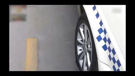 2014最新坡道定点停车学车教程口诀科目三夜考视频
