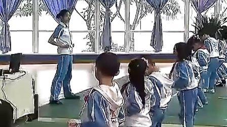 新课程小学体育广东省名师课堂课例示范