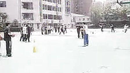 国家级高中体育优质课《高二体育与健身:篮球:传切配合》视频课堂实录2