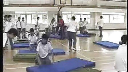 国家级高中体育优质课《高一体育与健身:篮球:传切配合》视频课堂实录