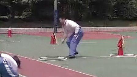 体育初中示范课初中跑:变向跑上海体育初中教瓦房店哪个大连视频好图片