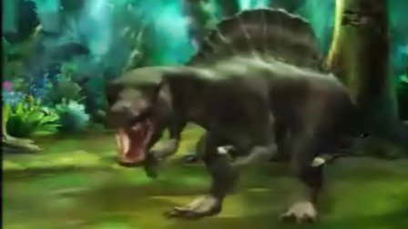蓝猫淘气三千问 恐龙世界08