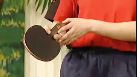 《乒乓球直拍学习》02 握拍方法