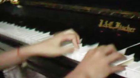 钢琴曲 友谊地久天长