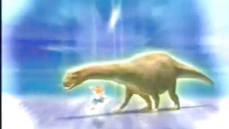 蓝猫淘气三千问 恐龙世界21