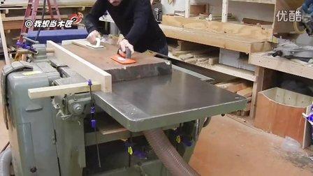 diy木工电脑桌