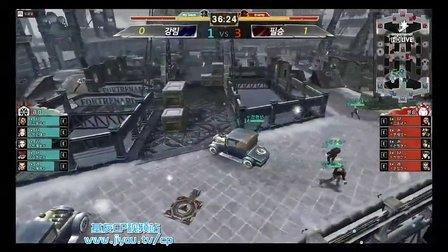 超能战联第三届OGN联赛第八轮第2场(决赛)