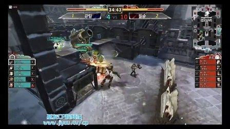 超能战联第三届OGN联赛第八轮第4场(决赛)