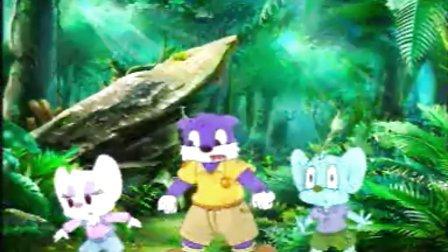 蓝猫淘气三千问 恐龙世界11