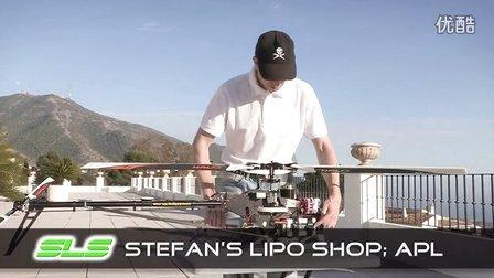 超级遥控直升机!世界首度载人成功设备分享!