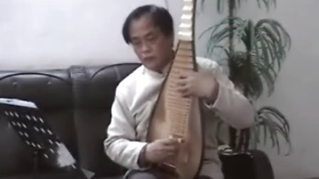 琵琶曲 十面埋伏 视频 -琵琶曲