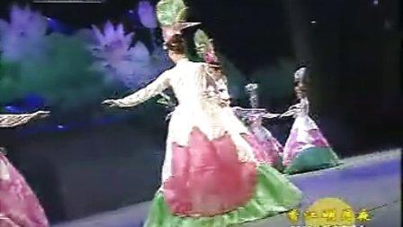 东方歌舞团舞蹈 荷花梦