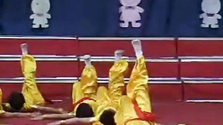 黄冈市代代红幼儿园2008年毕业典礼