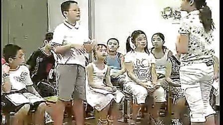七年级初中音乐优质课视频下册《渴望春天》视频课堂实录