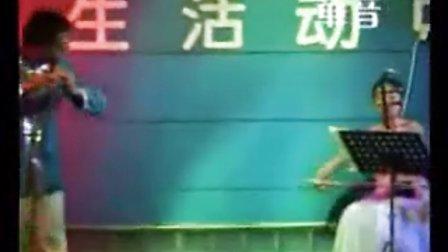 笛子独奏-春到湘江