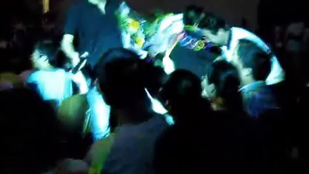 董军 姜玉亭/武汉理工大学2008材料学院毕业生欢送晚会-董军&姜玉亭-忠孝...