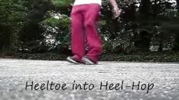 - Heel Toe Combo