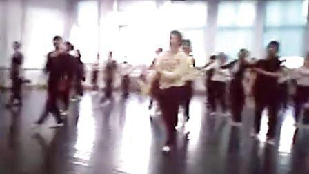 东北秧歌高等院校舞蹈教学课(大三)