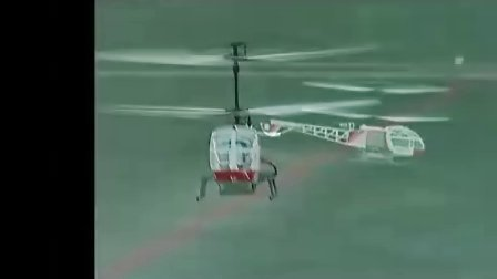 美嘉欣品牌玩具m-series系列遥控直升机精彩飞行
