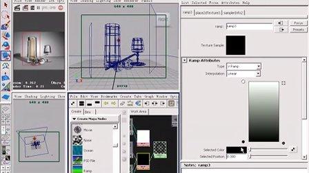 autodesk maya2008 标准教程