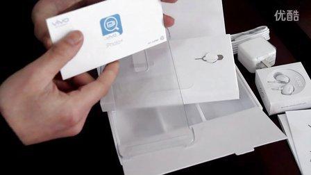 vivo Xplay3S 开箱视频