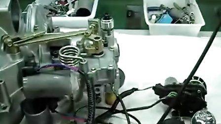 mq-2传感器电路仿真图