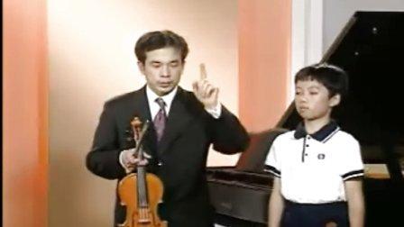 女巫之舞小提琴五线谱