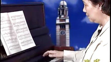 巴赫初级钢琴曲集15,加伏特舞曲