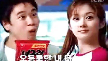 20011001 张娜拉 农辛方便面广告