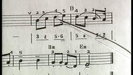 电子琴 钢琴教程图片