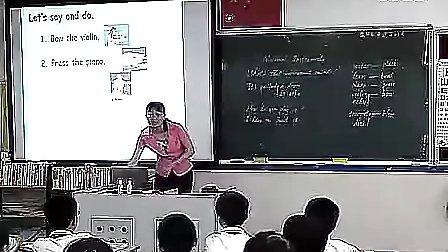 Culture1Musicalinstrume广东省小学英语名师课堂优质课示范课例集锦