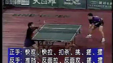 乒乓球教程-视频版-央视-优酷专辑坦陪拉油画技法图片