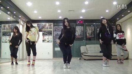 「MV」ChoColat - SO sexy(HAM) (练习室舞蹈版)[全高清