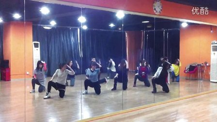 宝山区舞蹈学校 热舞舞蹈宝山万达店 周六Amy老师