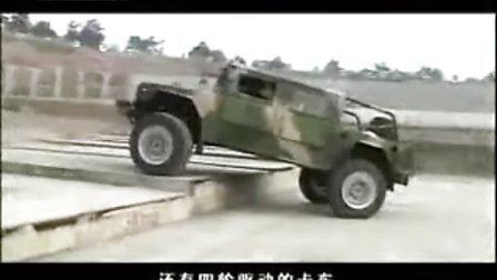 国产枭龙越野车1图片